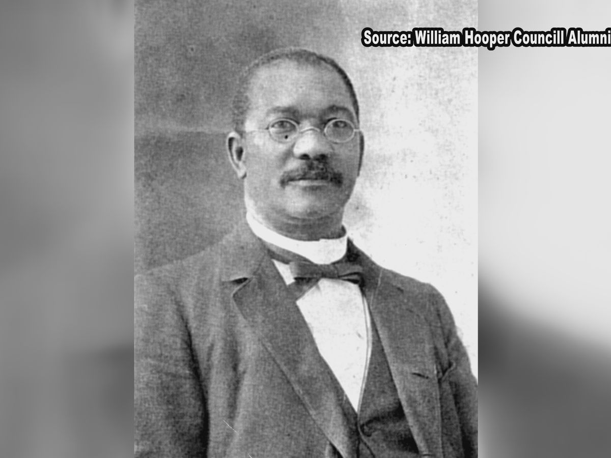 The life and legacy of William Hooper Councill