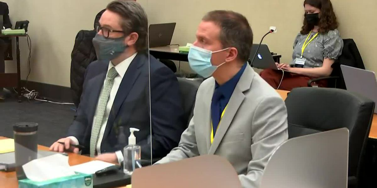 LIVE: Murder case against Chauvin in George Floyd's death goes to jury