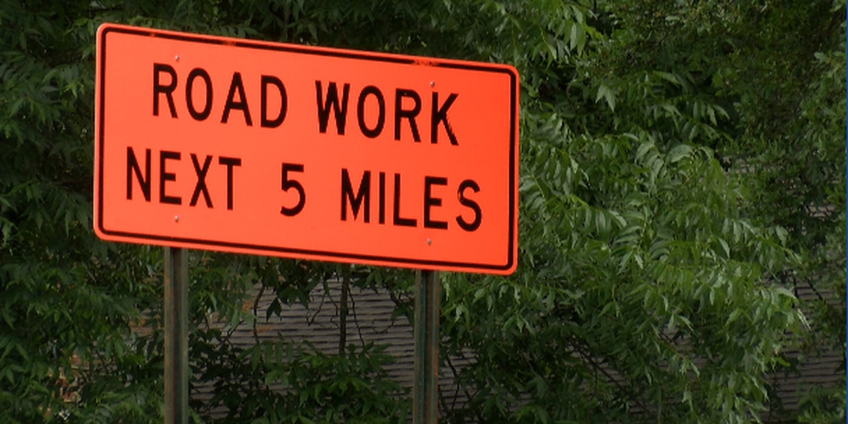 US 72 resurfacing project in Madison, Jackson counties to begin