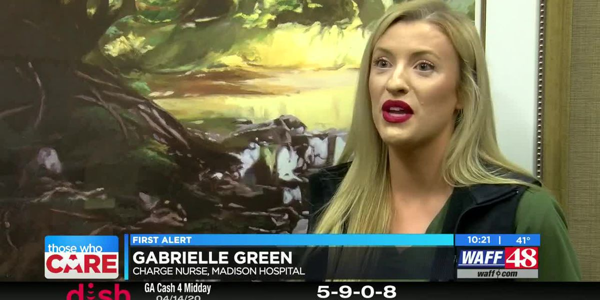 Those who care: Gabrielle Green
