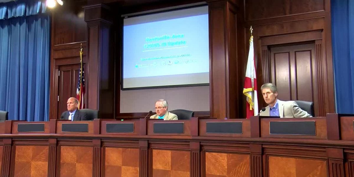Huntsville officials talk COVID-19 latest in Monday briefing