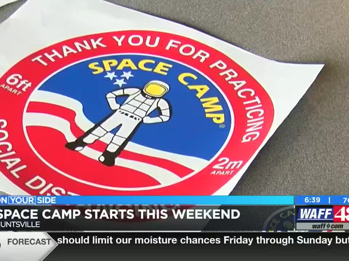 Space Camp lifts off this weekend