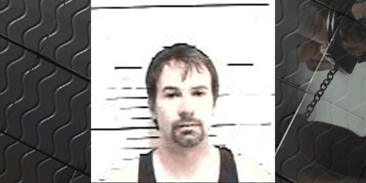 Lawrence County Sheriff's Office searching for escaped inmate