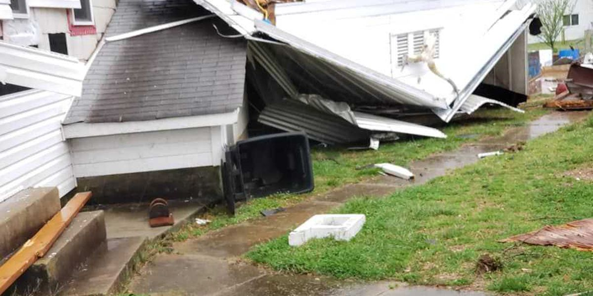 Severe storms cause heavy damage in Cullman Co.