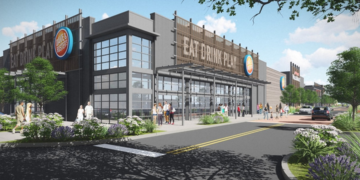 Dave & Buster's coming to MidCity Huntsville