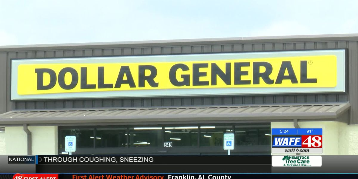 Dollar General, first chain retail store in Triana, to hold grand opening Saturday