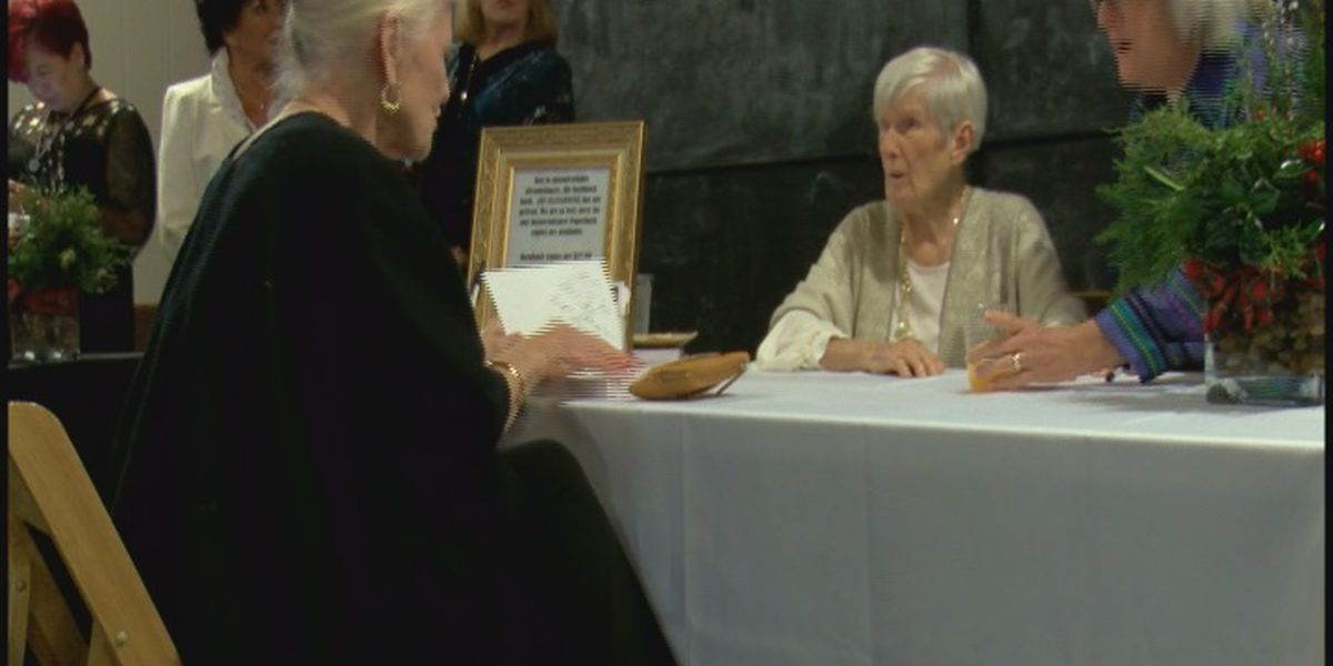 Guntersville author publishes first book at age 92