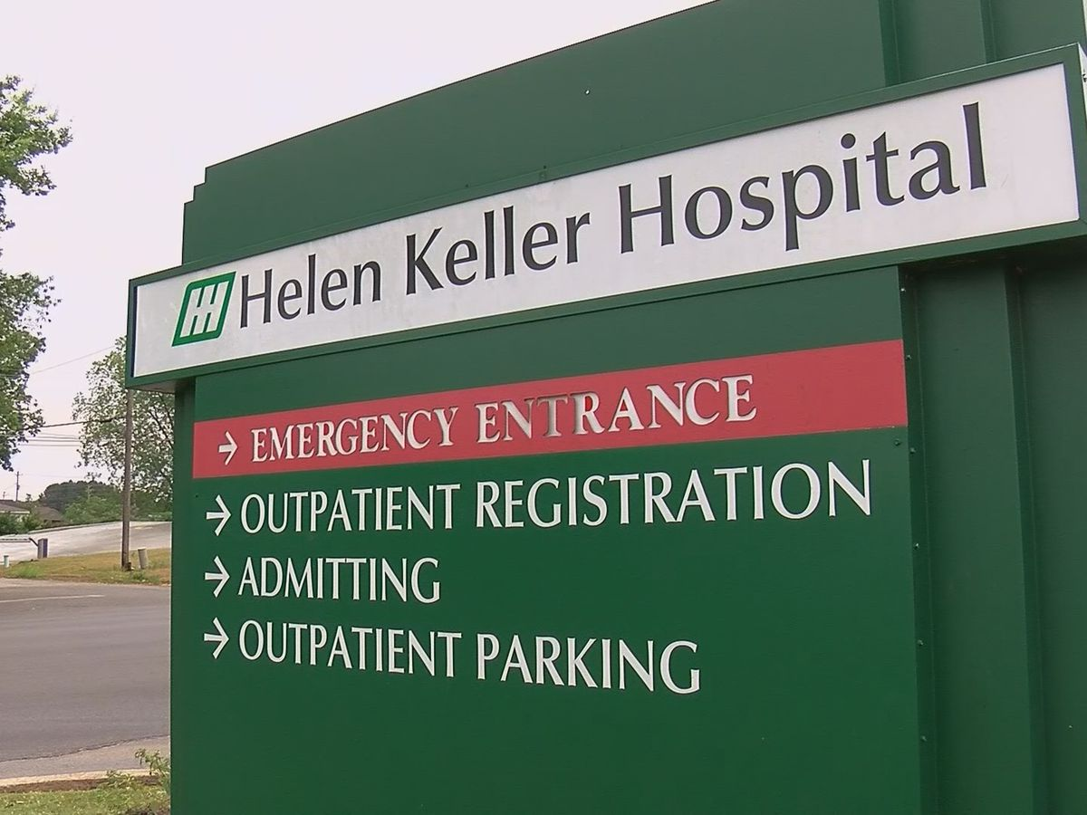 Helen Keller Hospital president says COVID numbers decreased; Not in a good way