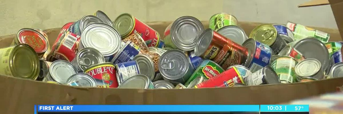 Food Bank of North Alabama working through broad shift in donation levels