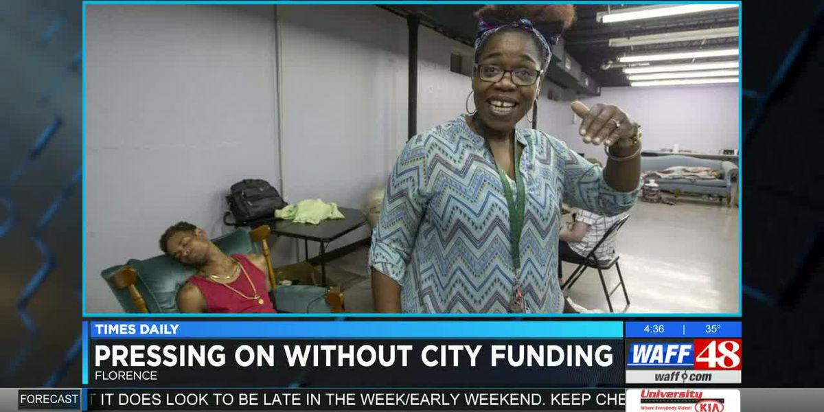 Crossroads Community Outreach Day Center in Florence will 'press on' without city funding