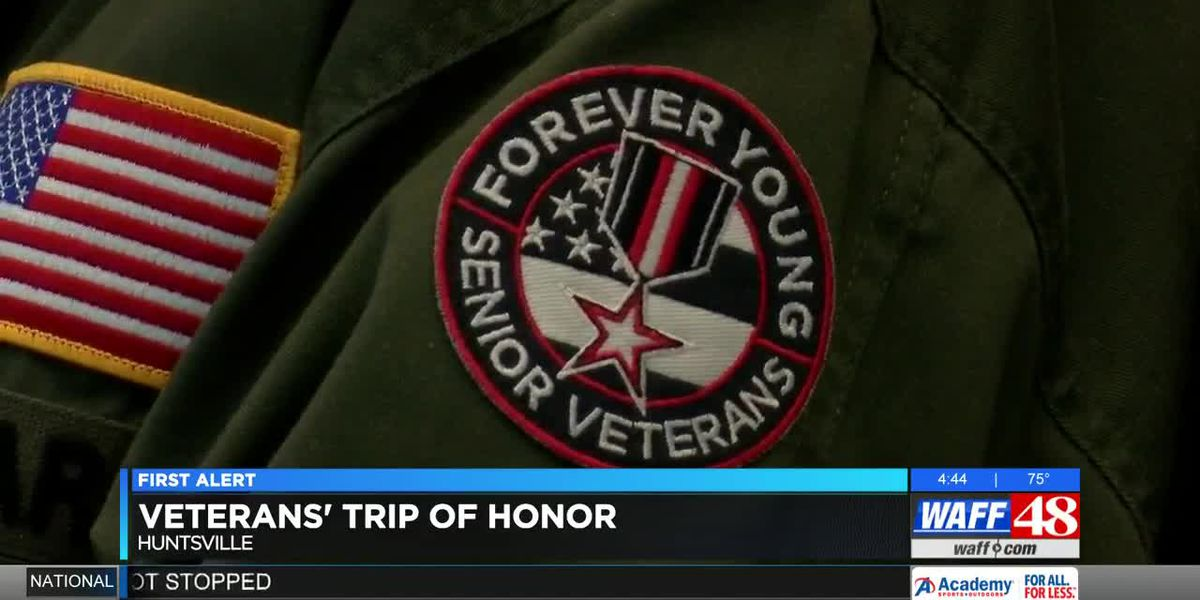 Veterans' trip of honor