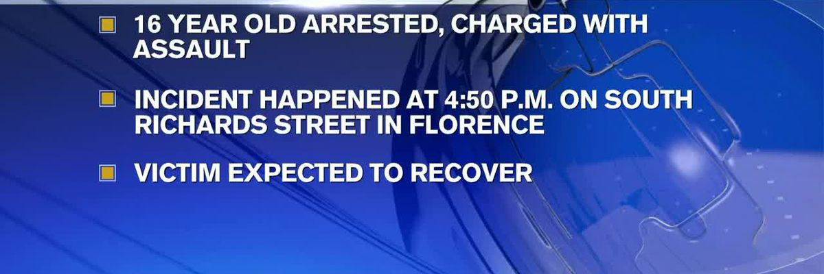 Stabbing investigation underway by Florence Police