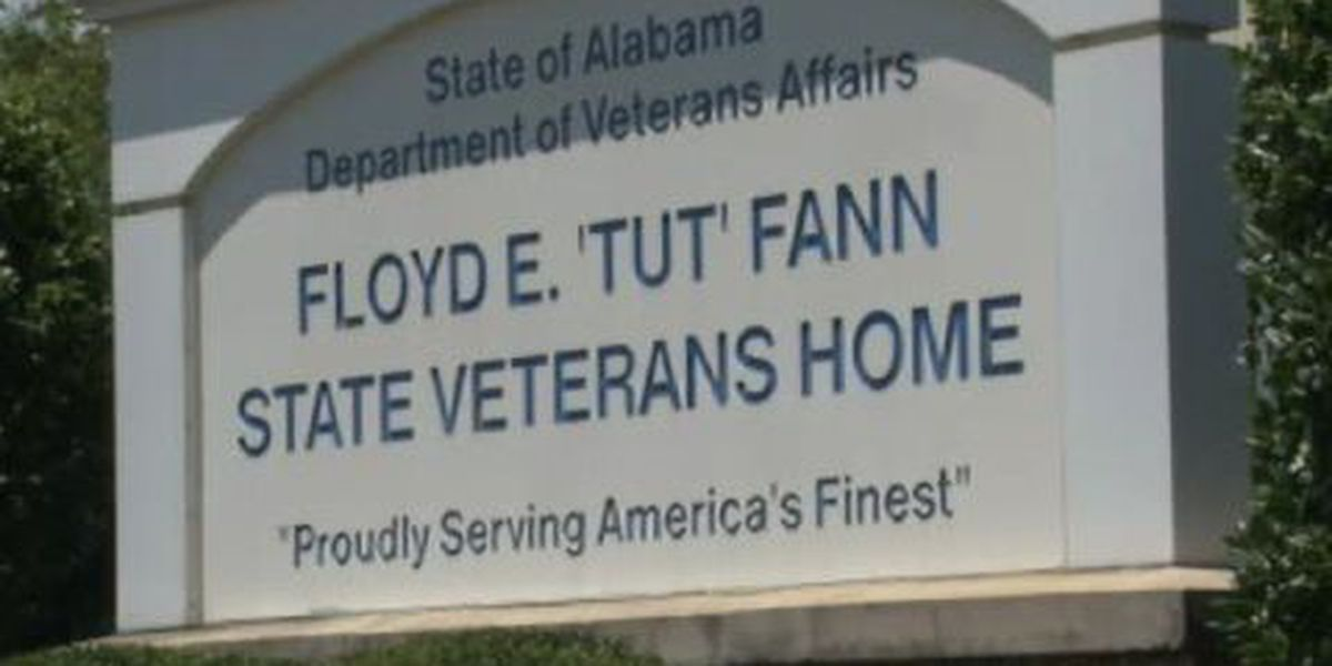 'Tut' Fann veterans home employee tests positive for COVID-19