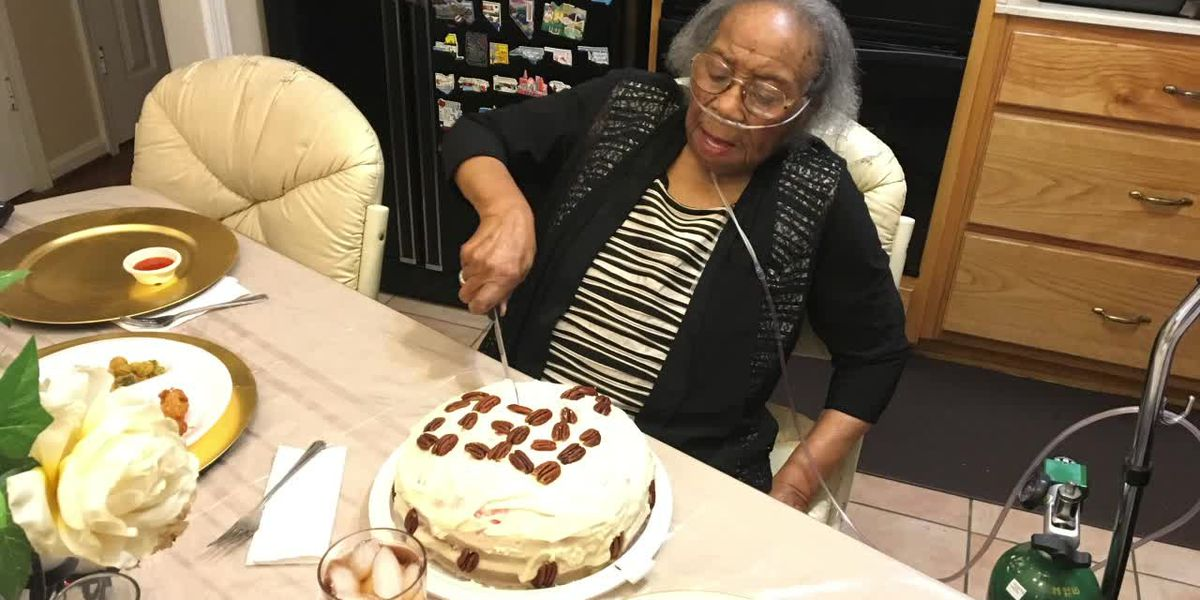 100 and counting for a B'ham woman