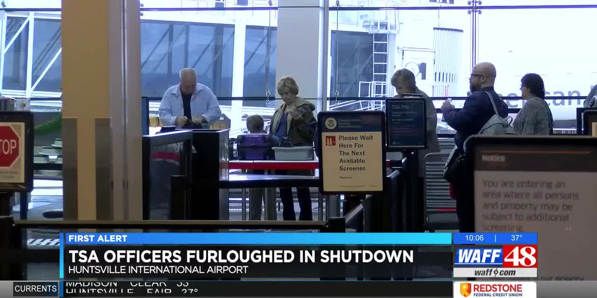 Local TSA workers on being furloughed during gov't shutdown