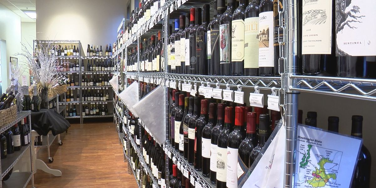 Local wine shop owners fear closure with possible tariff on the way