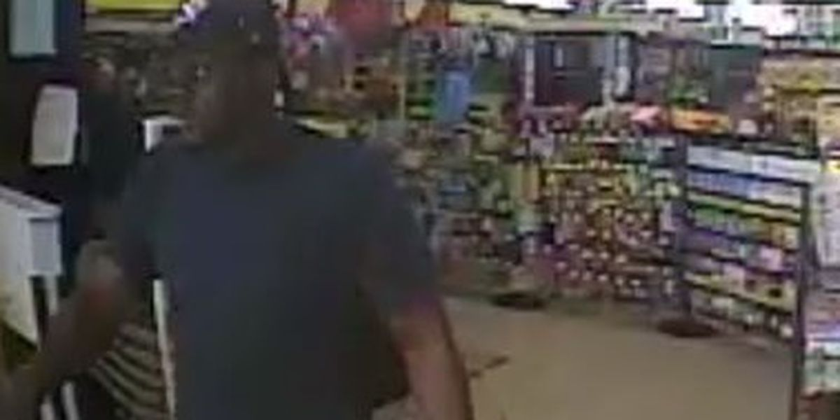Person of interest sought in Huntsville Dollar General robbery