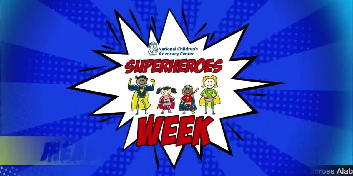 Superheroes Week 2020: profiling those who protect, heal abused children across the Tennessee Valley