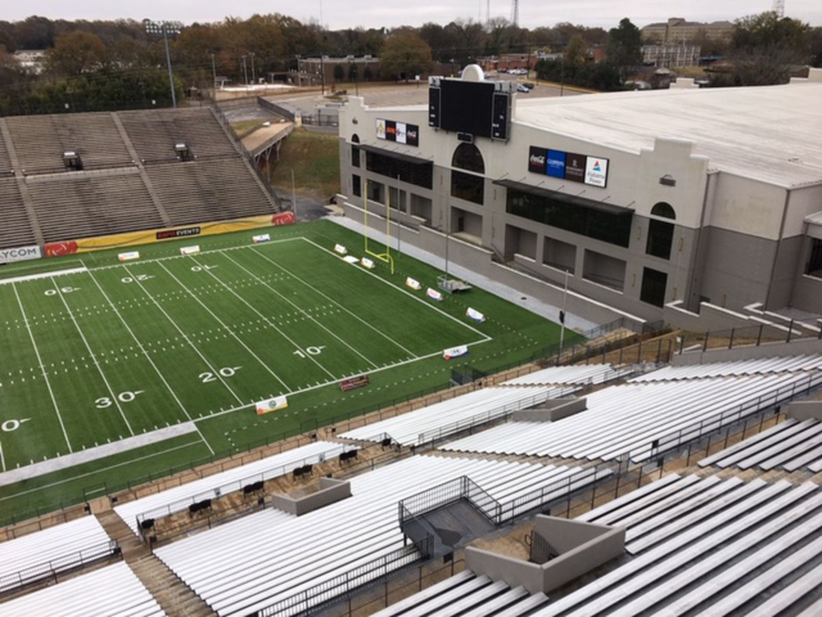 Montgomery to host 2 college football bowl games