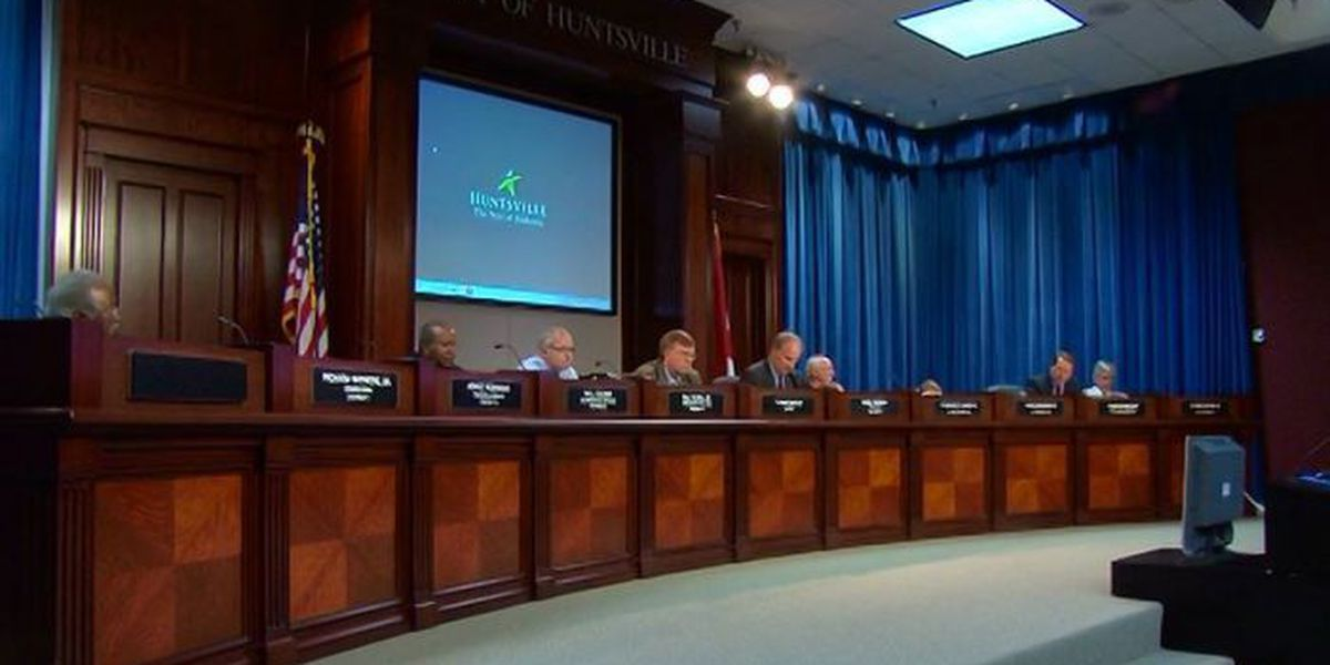 More pay for Huntsville City employees but what about firefighters?