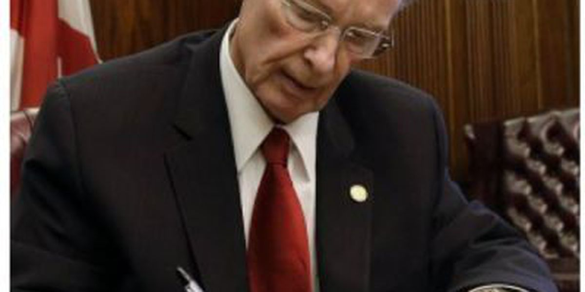 Full Text of Gov. Bentley's Letter to the President