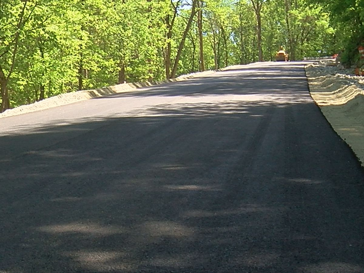 Keel Mountain Road scheduled to open May 1