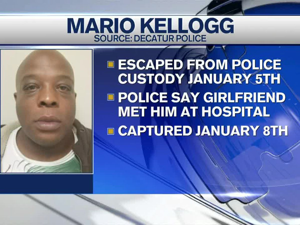 Decatur Police changing transit polices after escape