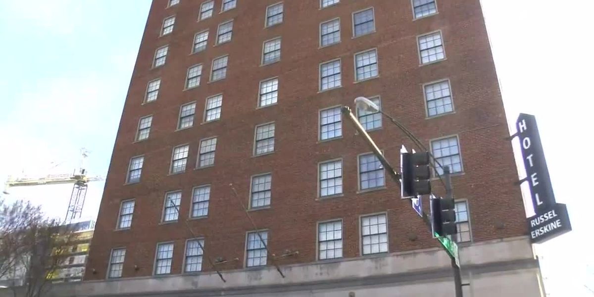 Russel Erskine Apartment's elevator out; residents voice concerns