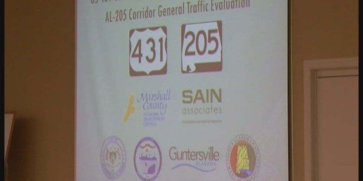 Marshall County highway traffic study to be unveiled in February