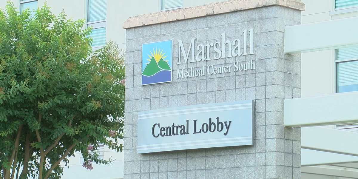 Marshall Medical Centers see spike in COVID-19 patients