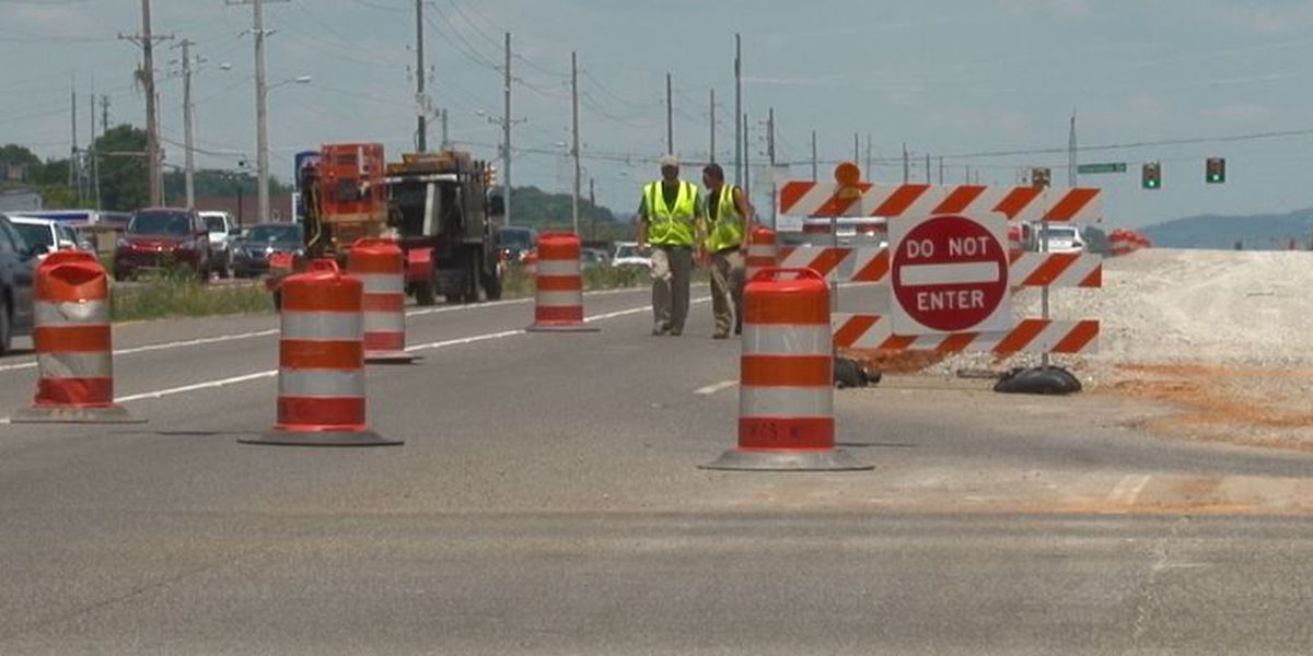 South Parkway intersection to reopen in Huntsville