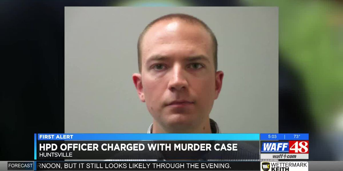 HPD Officer charged with murder