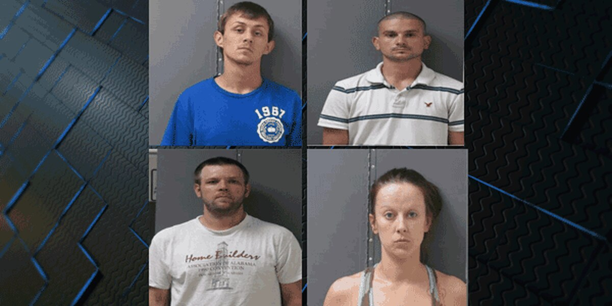 5 arrested after drug bust in Decatur