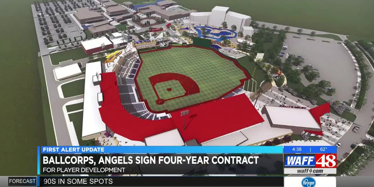 Ballcorps, Angels sign four-year contract for player development