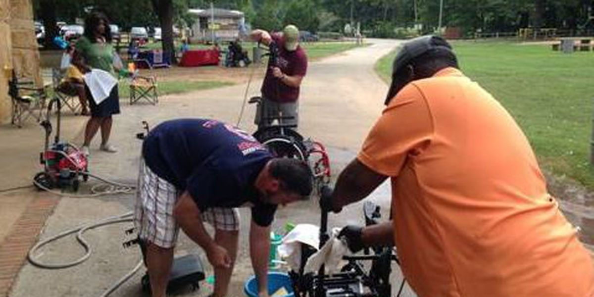 Rehab service provides outdoor fun for special needs families