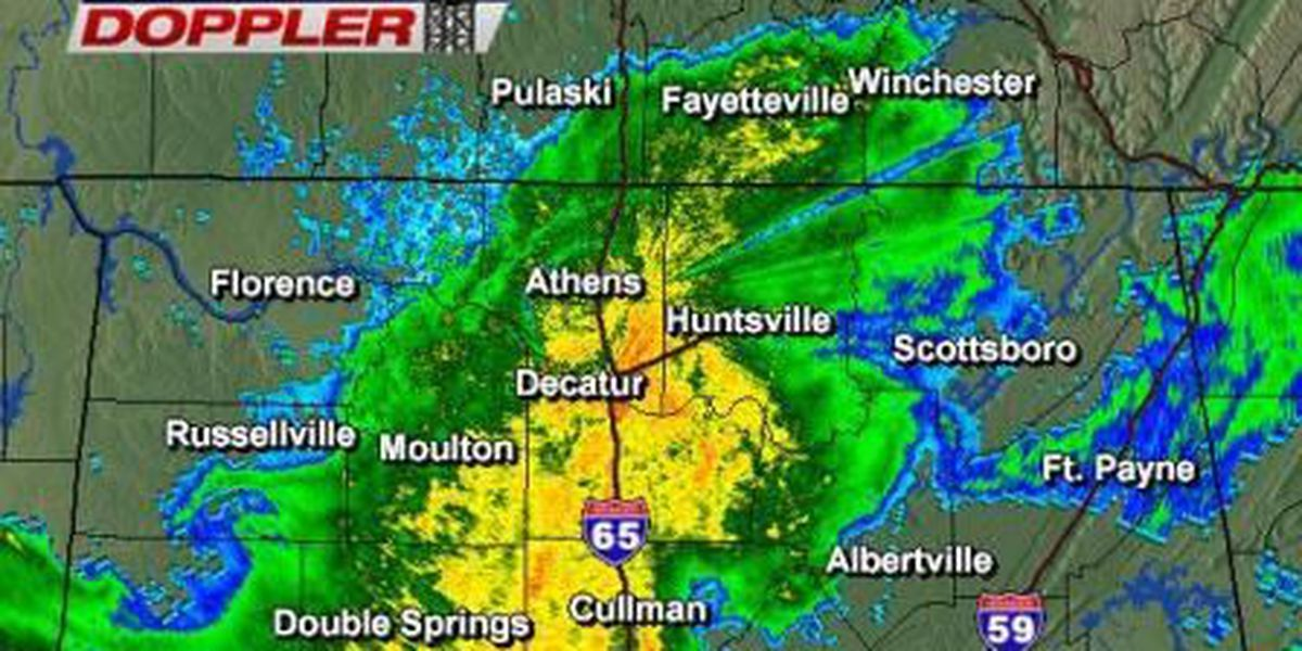 We're Tracking Rain In The Valley This Morning