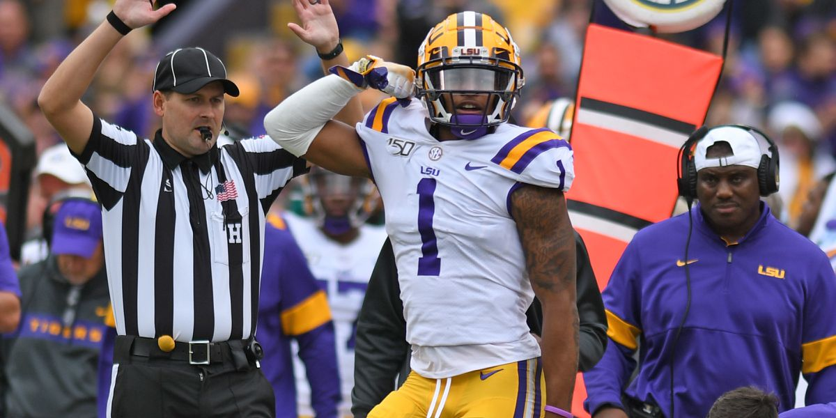 LSU takes No. 1 spot; Minnesota moves into top 10