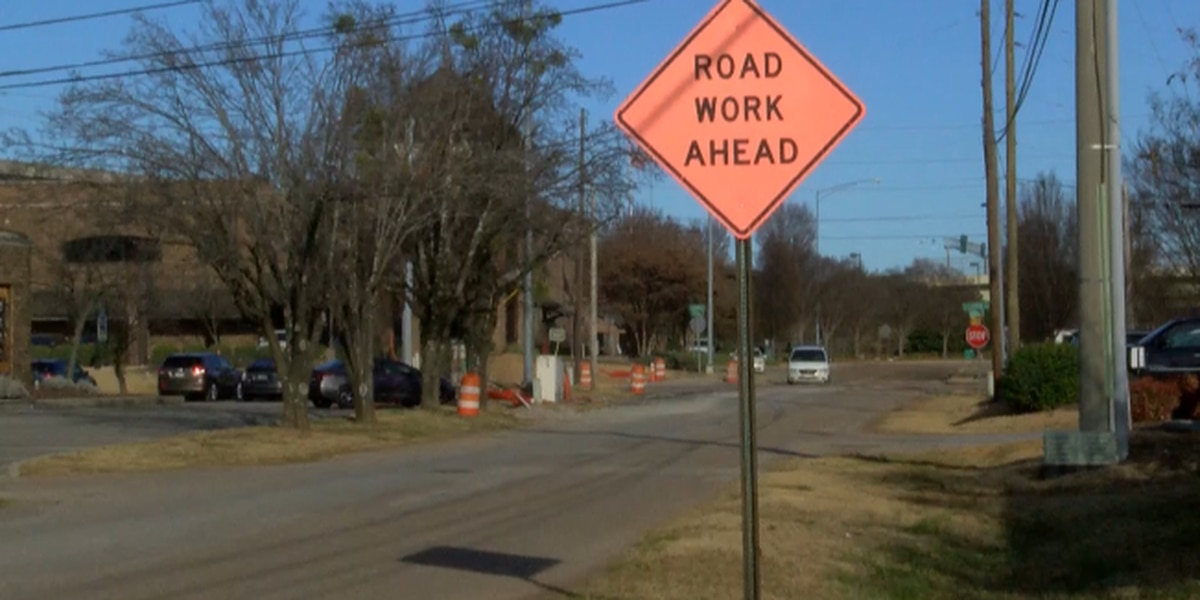 Downtown Huntsville business owner worried about staying open amid road construction