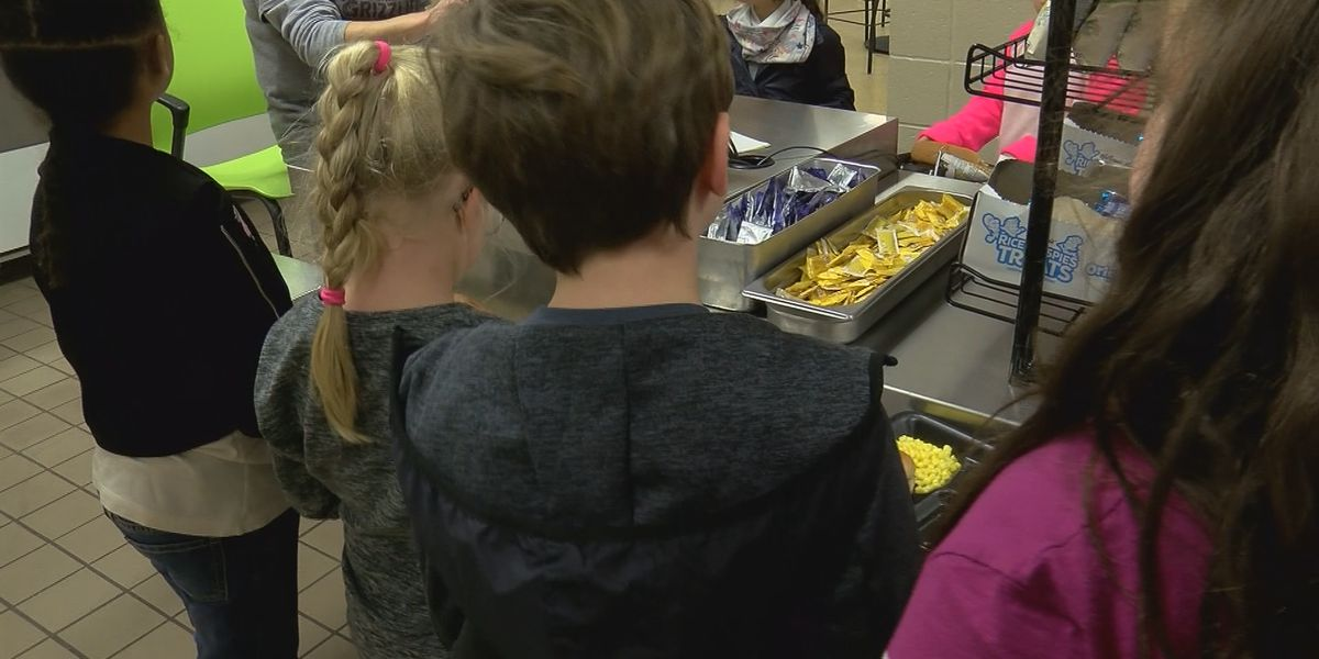 Anonymous donor pays students' lunch debts at 2 Huntsville schools