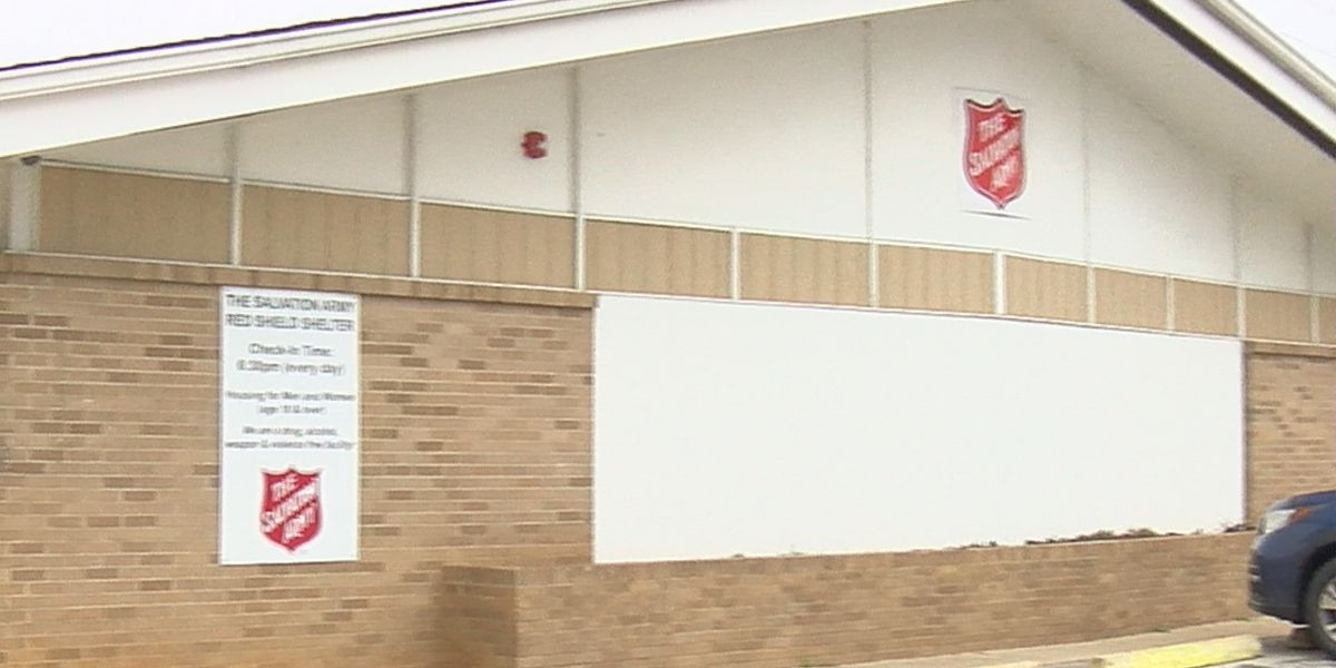 Salvation Army community shelter open in Huntsville