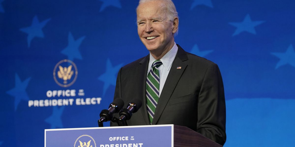 Biden marks nation's COVID grief before inauguration pomp
