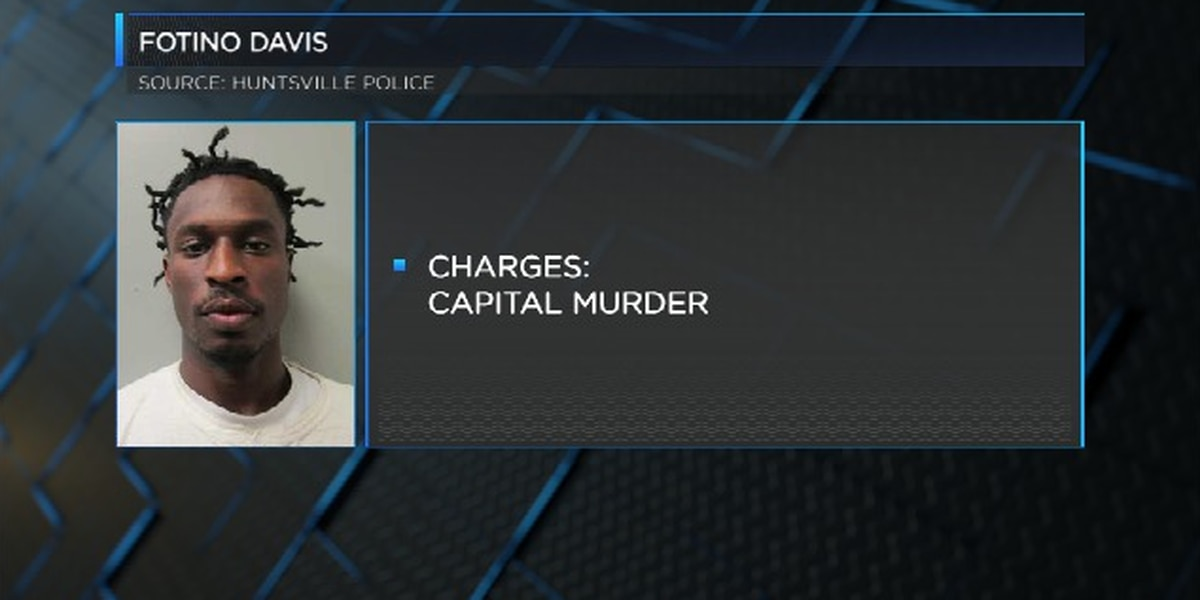 Man charged with capital murder in court on Thursday