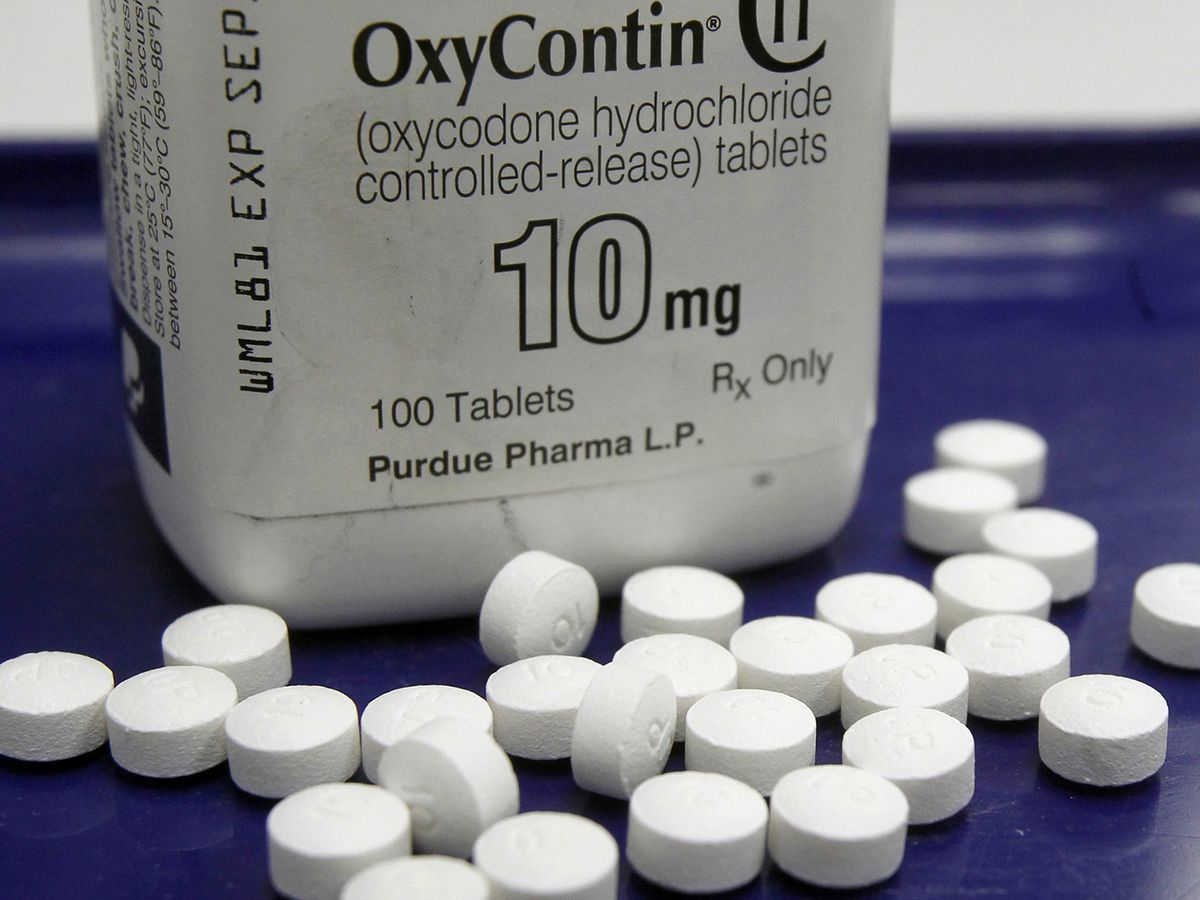 Maker of OxyContin gets hit with another state lawsuit