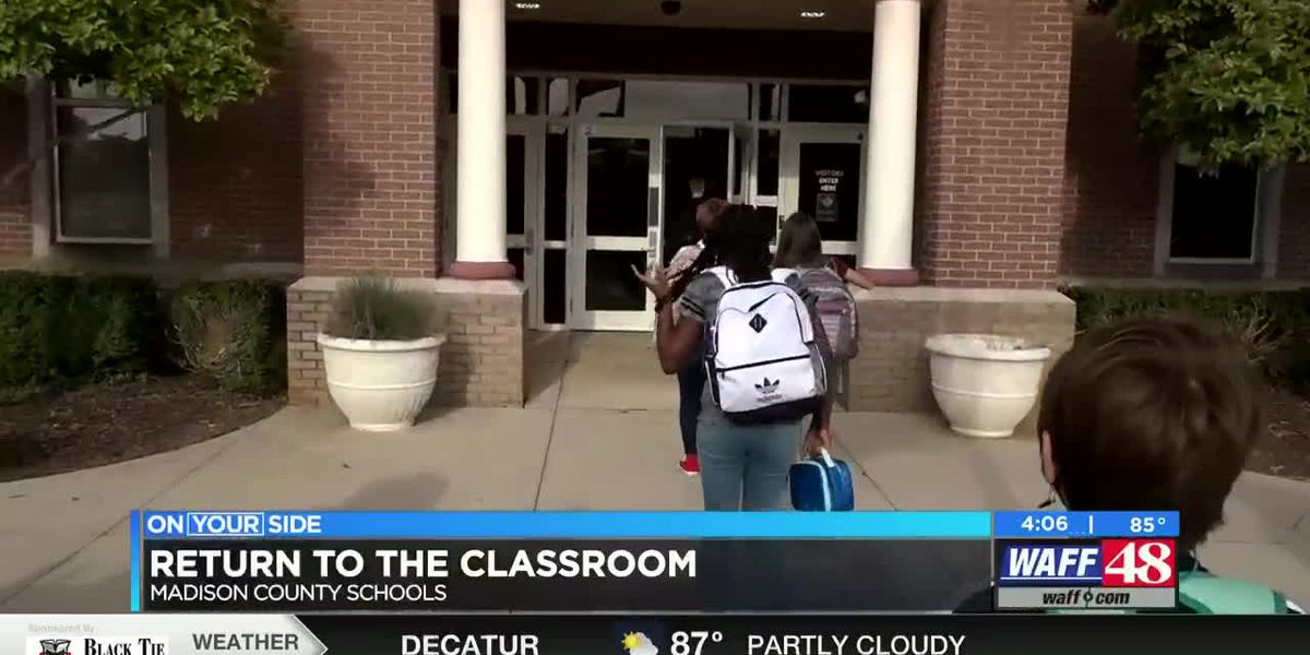 Madison County Schools return to traditional learning