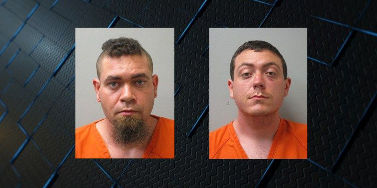 2 charged with murder at vacant Huntsville apartment