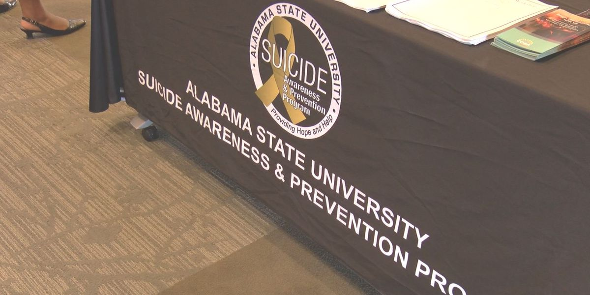 Suicide prevention topic of awareness at ASU