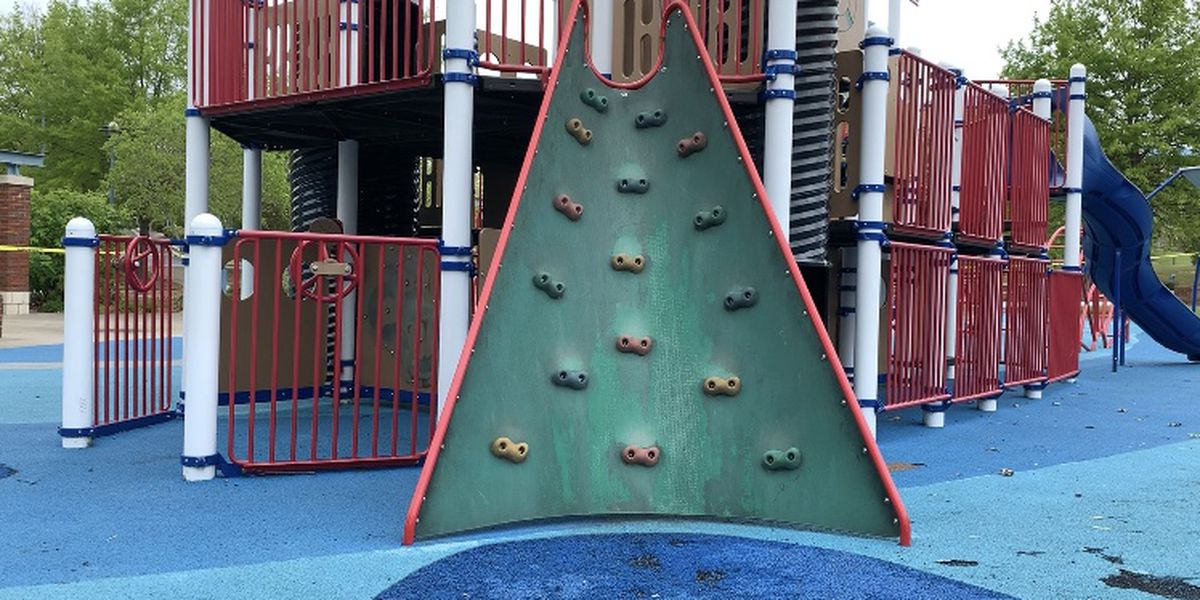 Florence parks closed; future of splash pad opening uncertain