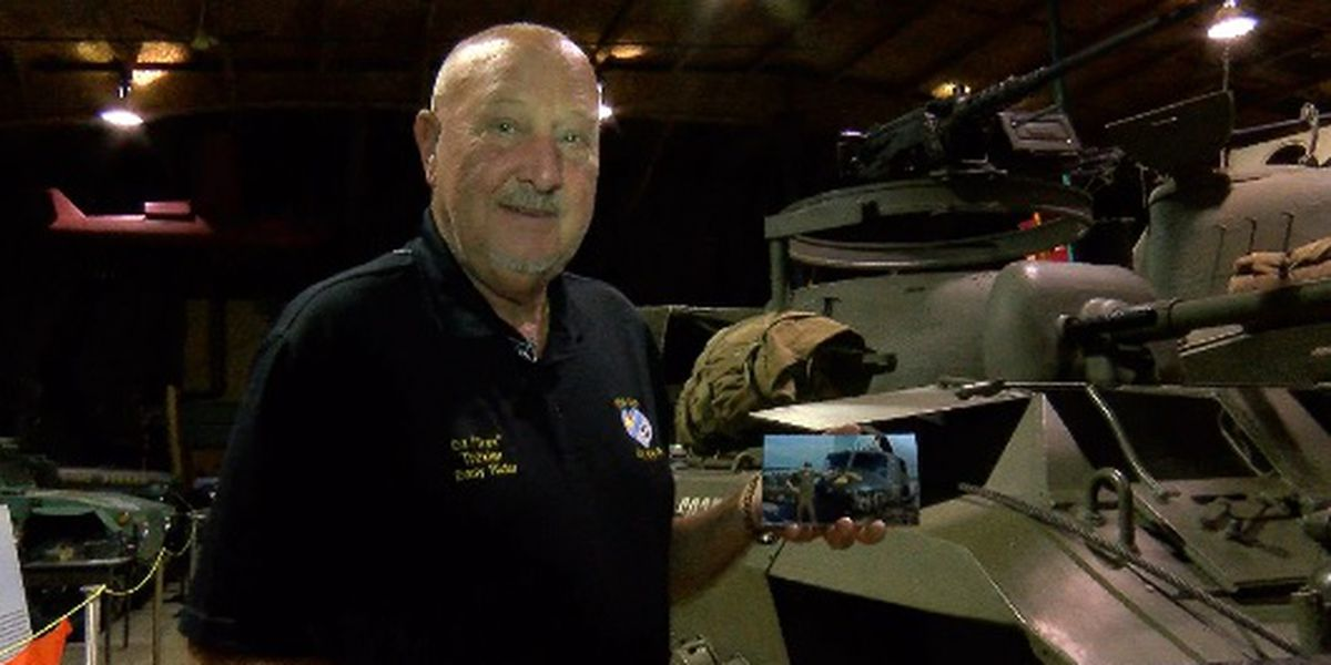 Hall of Heroes: Decorated Vietnam veteran shares life lessons from long Army career