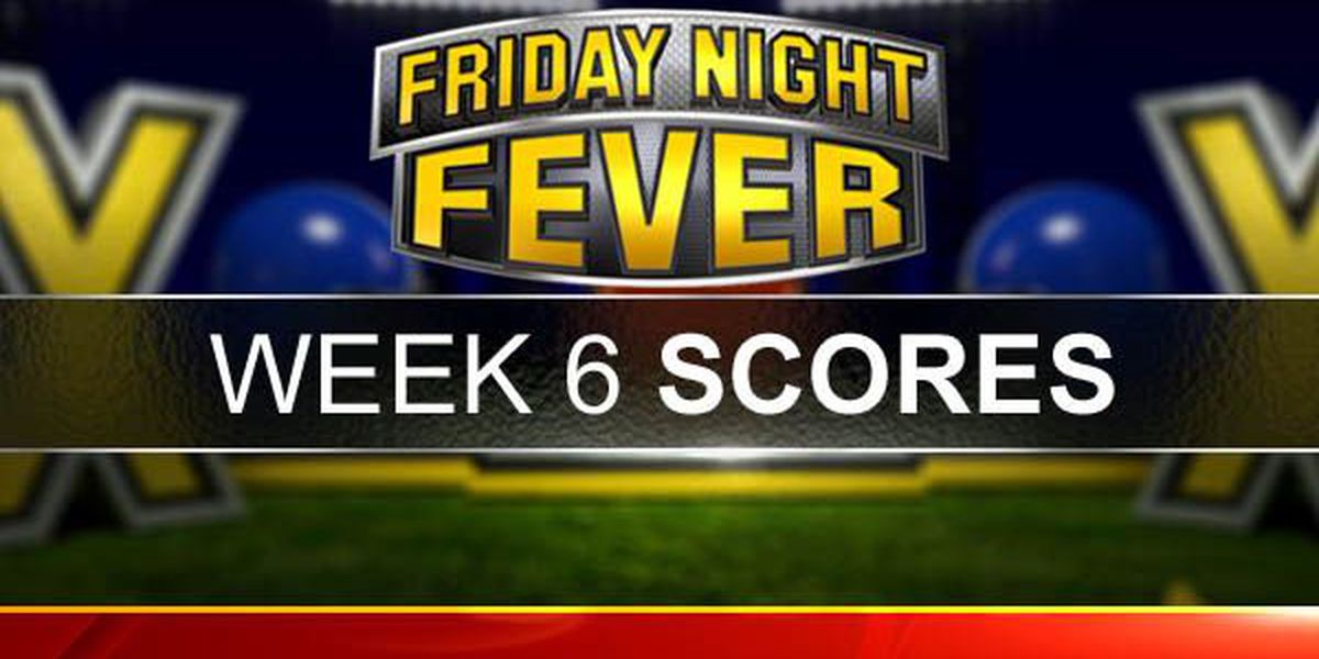 Friday Night Fever Week 6 Scores