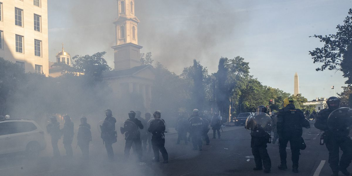 Report: Feds considered using 'heat ray' on DC protesters